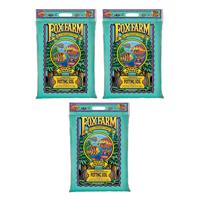 Foxfarm FX14053 Ocean Forest Organic Garden Potting Soil Mix 12 Quarts (3 Pack)
