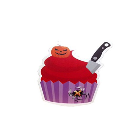 Halloween Cupcake Wall Decorations Knife Cupcake for $<!---->