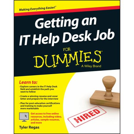 Getting an It Help Desk Job for Dummies - image 1 de 1