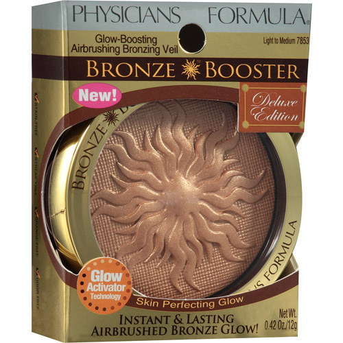 Physicians Formula Deluxe Edition Bronze Booster, 7853 Light to Medium, 0.42 oz