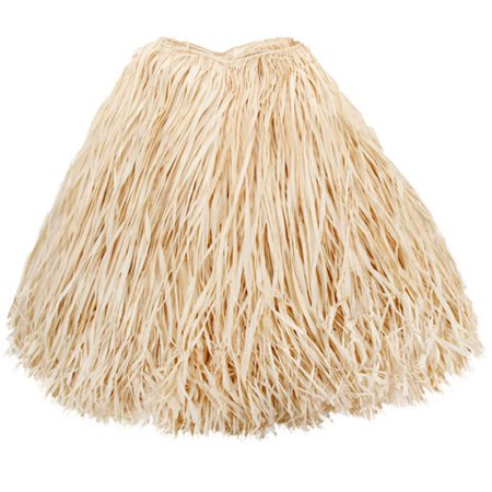 Raffia Table Skirt Bulk (Raffia Table Skirt - Natural - 108 x 30)