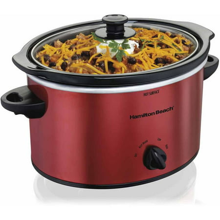 Hamilton Beach 3 Quart Slow Cooker | Model #33230