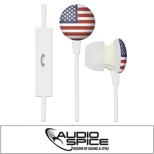 United States Ignition Earbuds + Mic