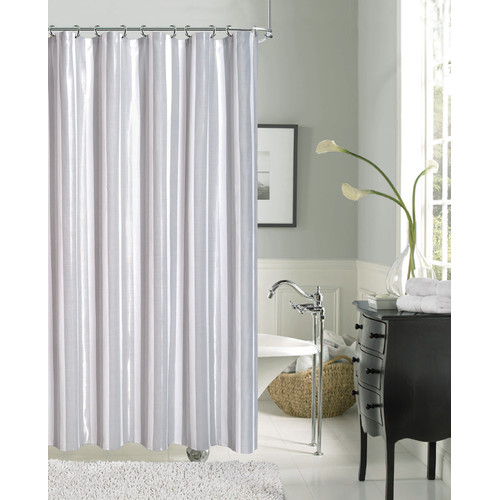 Dainty Home Carlton Striped Shower Curtain