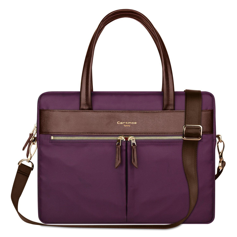 Cartinoe Silky Fabrics Ultrathin 14 - 15 inch Laptop Bag ...