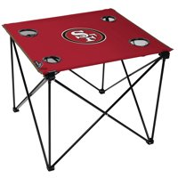 NFL San Francisco 49ers Deluxe Table