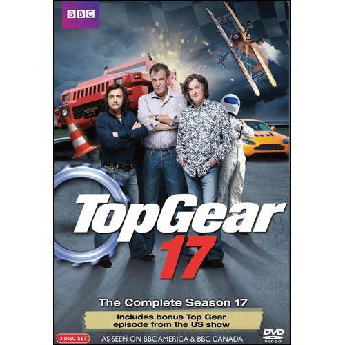 Top Gear: The Complete Season 17