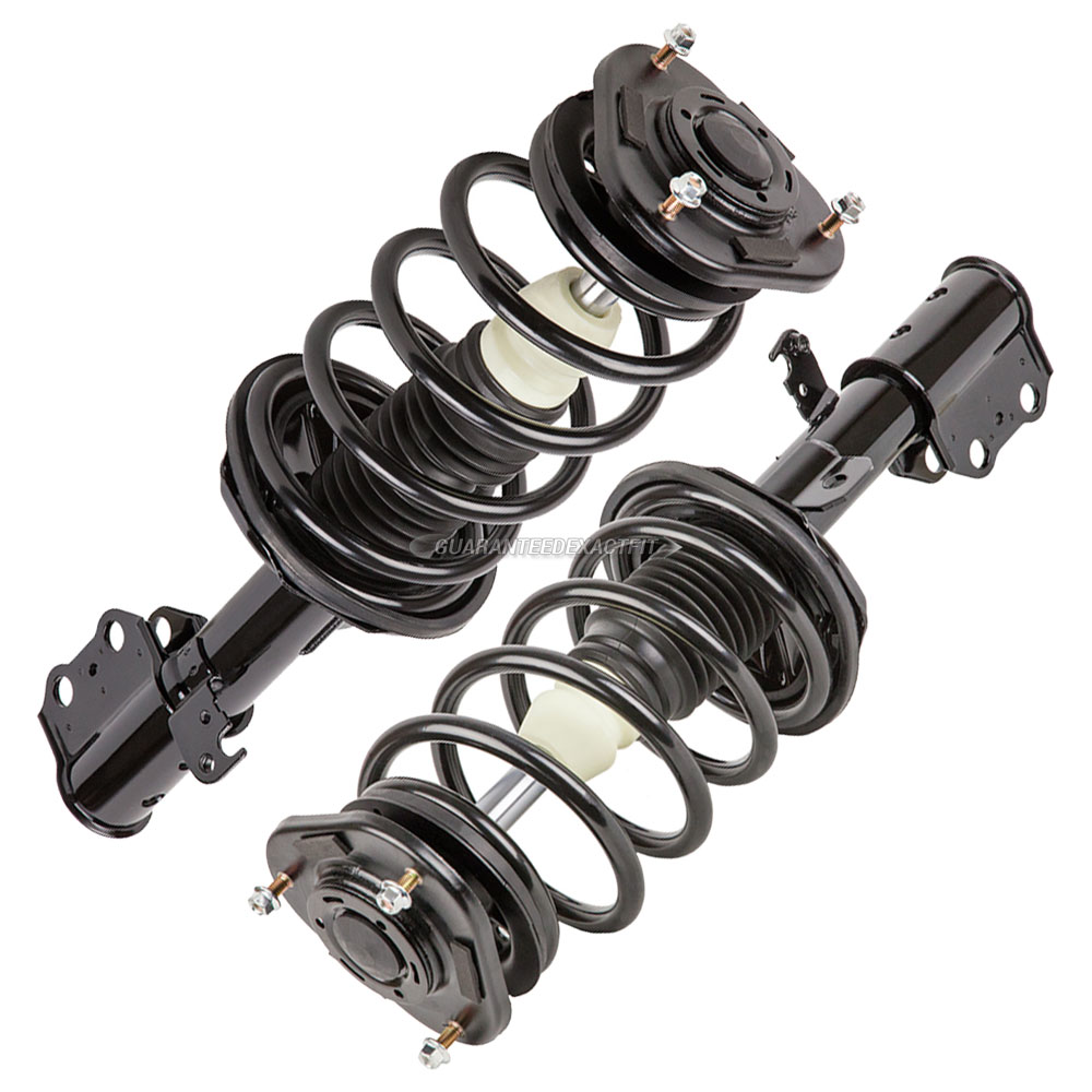 Pair Front Complete Strut & Spring Assembly For Pontiac Vibe & Toyota Matrix