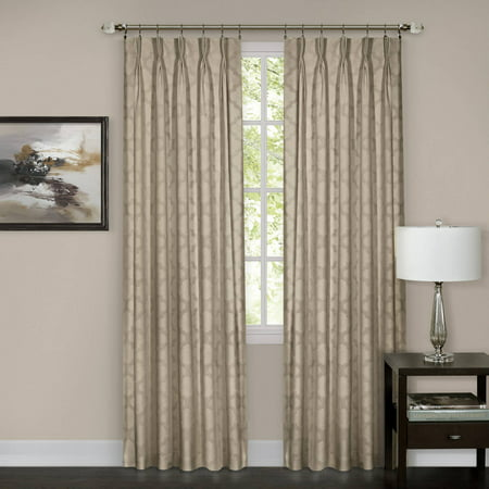 treatment chadmade for darkening bedroom inch amazon firsthomer blackout pleat thermal x com curtains traverse insulated curtain drapes ac pinch dp solid room window