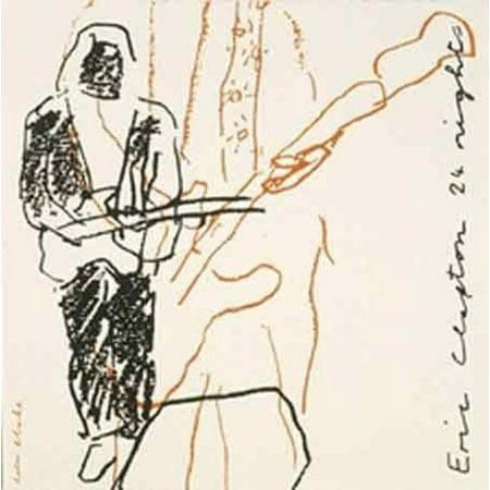 Eric Clapton - 24 Nights [CD]
