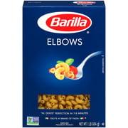 (4 pack) Barilla Pasta Elbows, 16 Oz