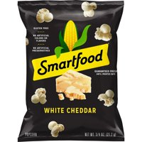 Smartfood White Cheddar Cheese Popcorn, 0.75 oz Bag