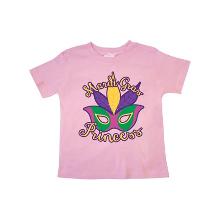Mardi Gras Princess Toddler T-Shirt - Mardi Gras Clothing Store