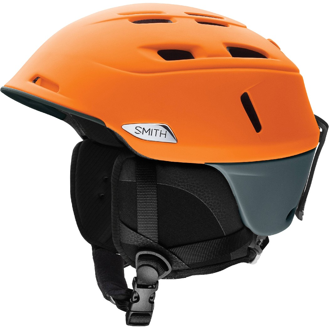 Smith Camber Helmet- Matte Solar Charcoal by Smith
