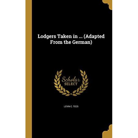 Lodgers Taken in ... (Adapted from the German) - image 1 de 1