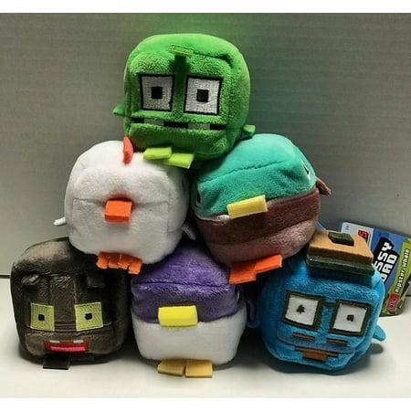 Crossy Road Kawaii Cubes Set of 6 Cool Stuff](Cool Glow Stuff)