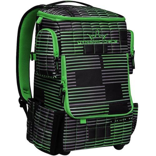 Dynamic Discs Ranger Backpack Disc Golf Bag - Stoke Green