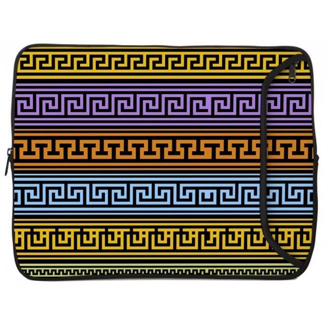 Designer Sleeves Designer Sleeve Case - Greek Patterns
