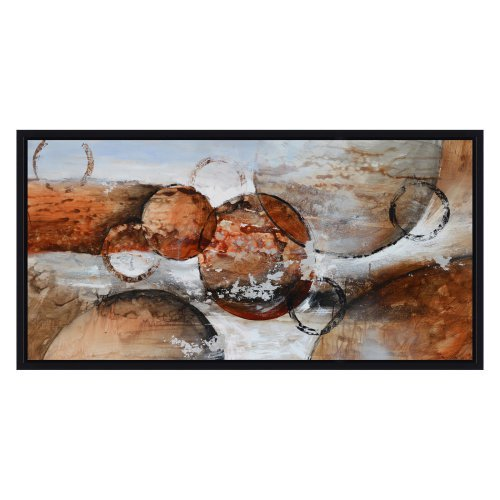 Yosemite Home Decor Red Planets Wall Art - 55W x 27.5H in.