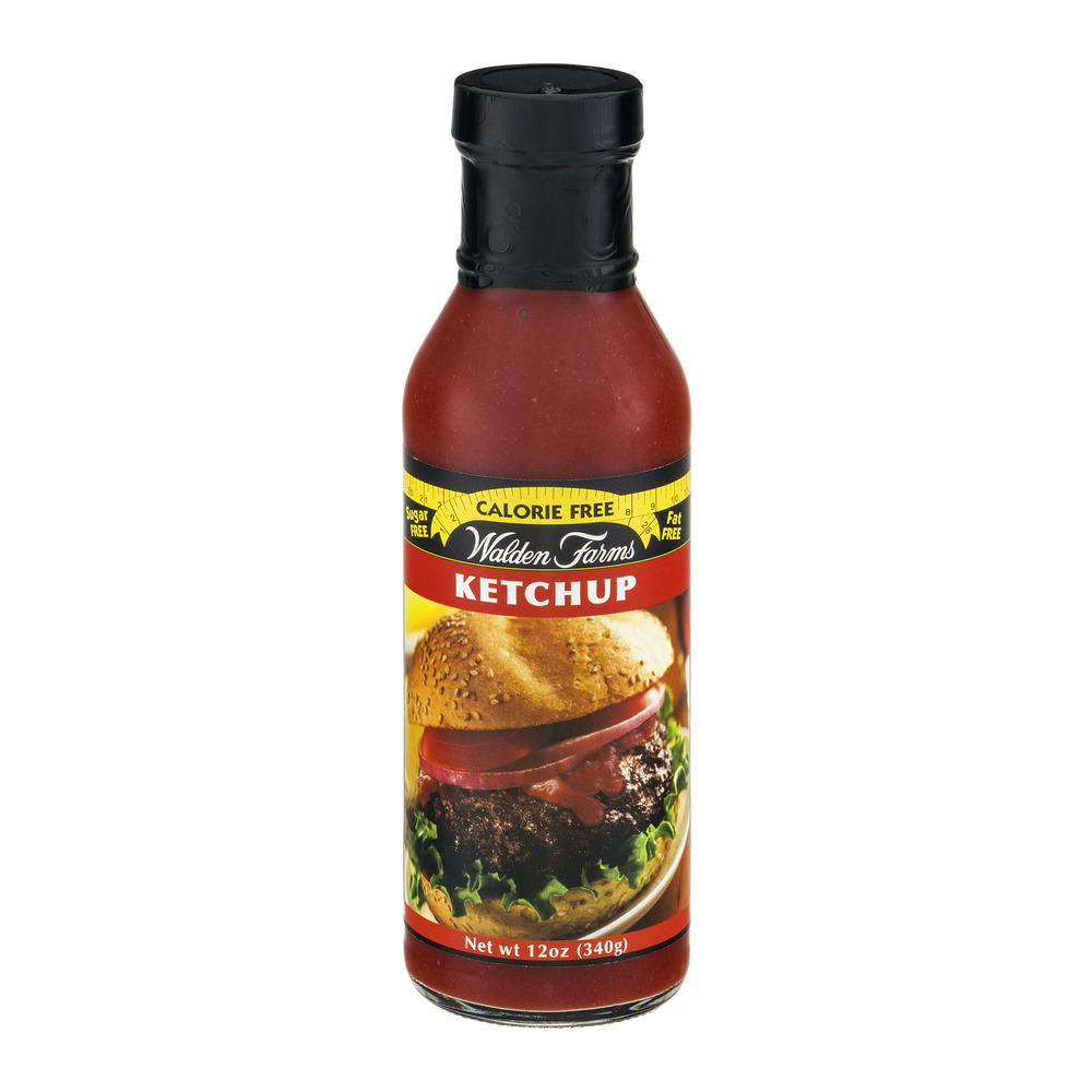 Walden Farms Ketchup Calorie Free, 12.0 OZ