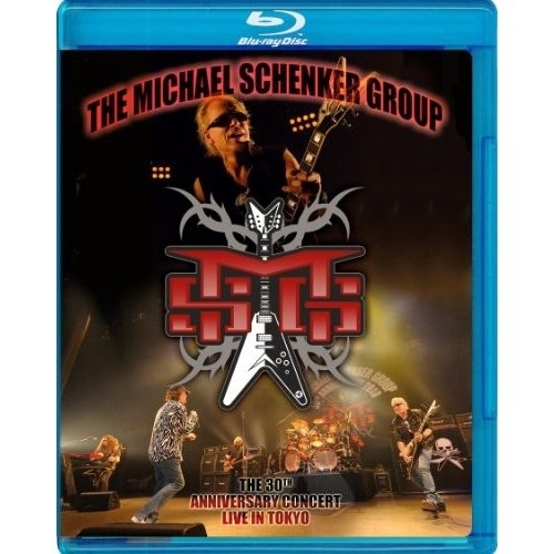 Michael Schenker Group: Live In Tokyo - The 30th Anniversary Concert (Blu-ray)