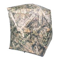 Ameristep Big Country Hub Style 2 Person Standing Ground Hunting Blind, Tru Bark
