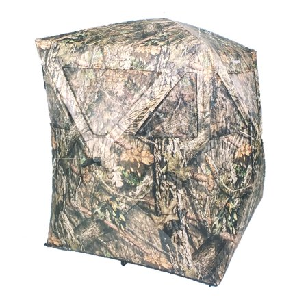Ameristep Big Country Hub Style 2 Person Standing Ground Hunting Blind, Tru Bark thumbnail