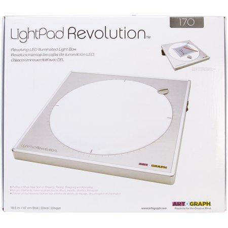 170 Lightpad Revolution Led Light Box Approximately 18 5