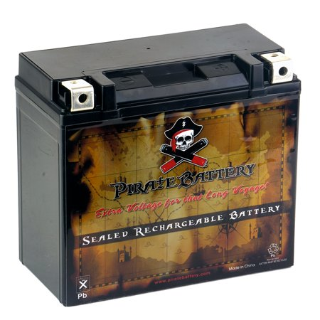 YTX20HL-BS Motorcycle Battery for Yamaha 1600cc XV1600 Road Star 2000