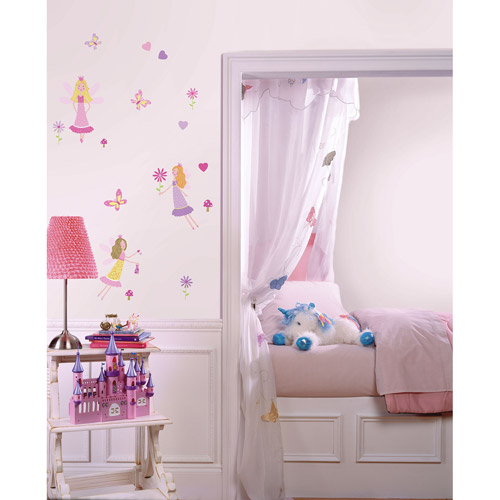 Fun4Walls Fairy Garden Wall Stickers