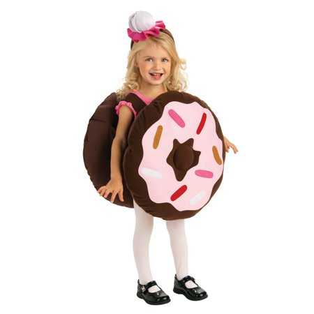 Dunk your Doughnut Toddler Costume (Kids Donut Costume)