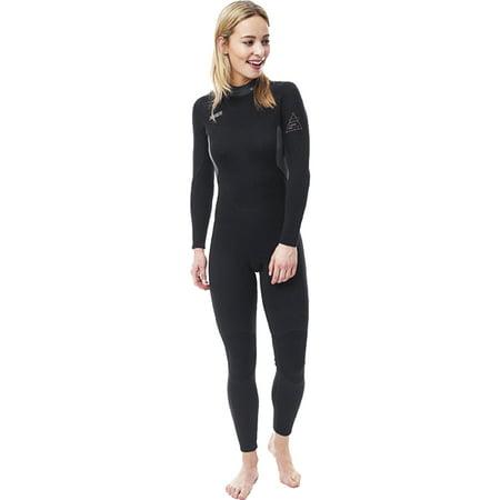 Jobe Atlanta 2mm Women's Black Full (2mm Junior Full Wetsuit)