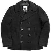 United Sates Navy G.I. Women's Overcoat Peacoat  Midnight Blue Size 18 Small