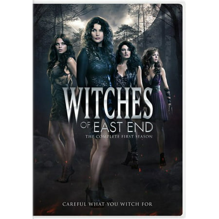 Witches of East End: Complete First Season ( (DVD))](Sabrina The Teenage Witch Halloween Season 2)
