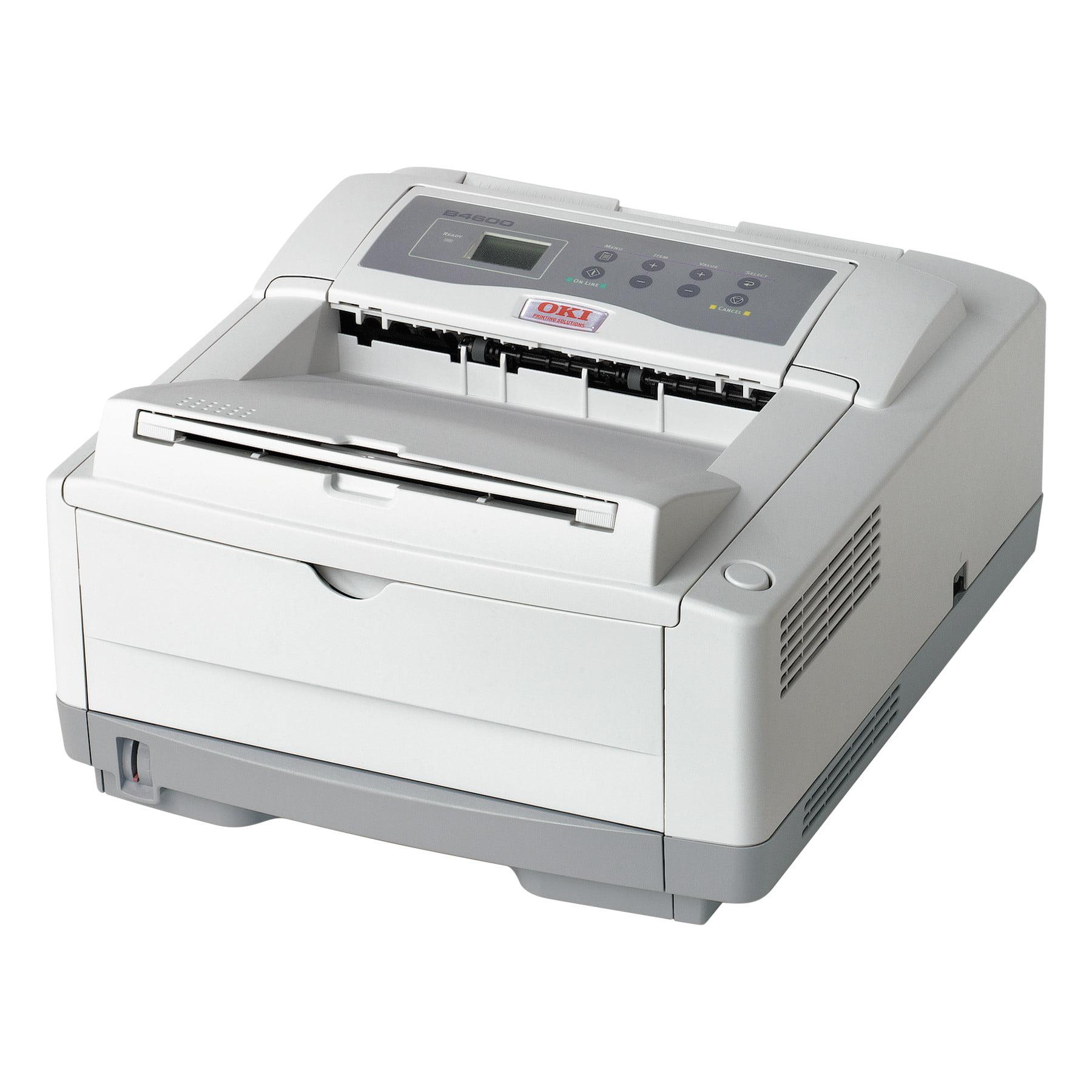 OKI B4600n - printer - monochrome - LED