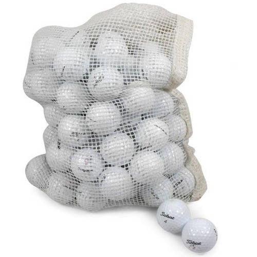 Nitro Recycled Balls, Bag of 60, Titleist