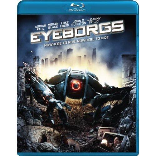 Eyeborgs (Blu-ray) (Widescreen)