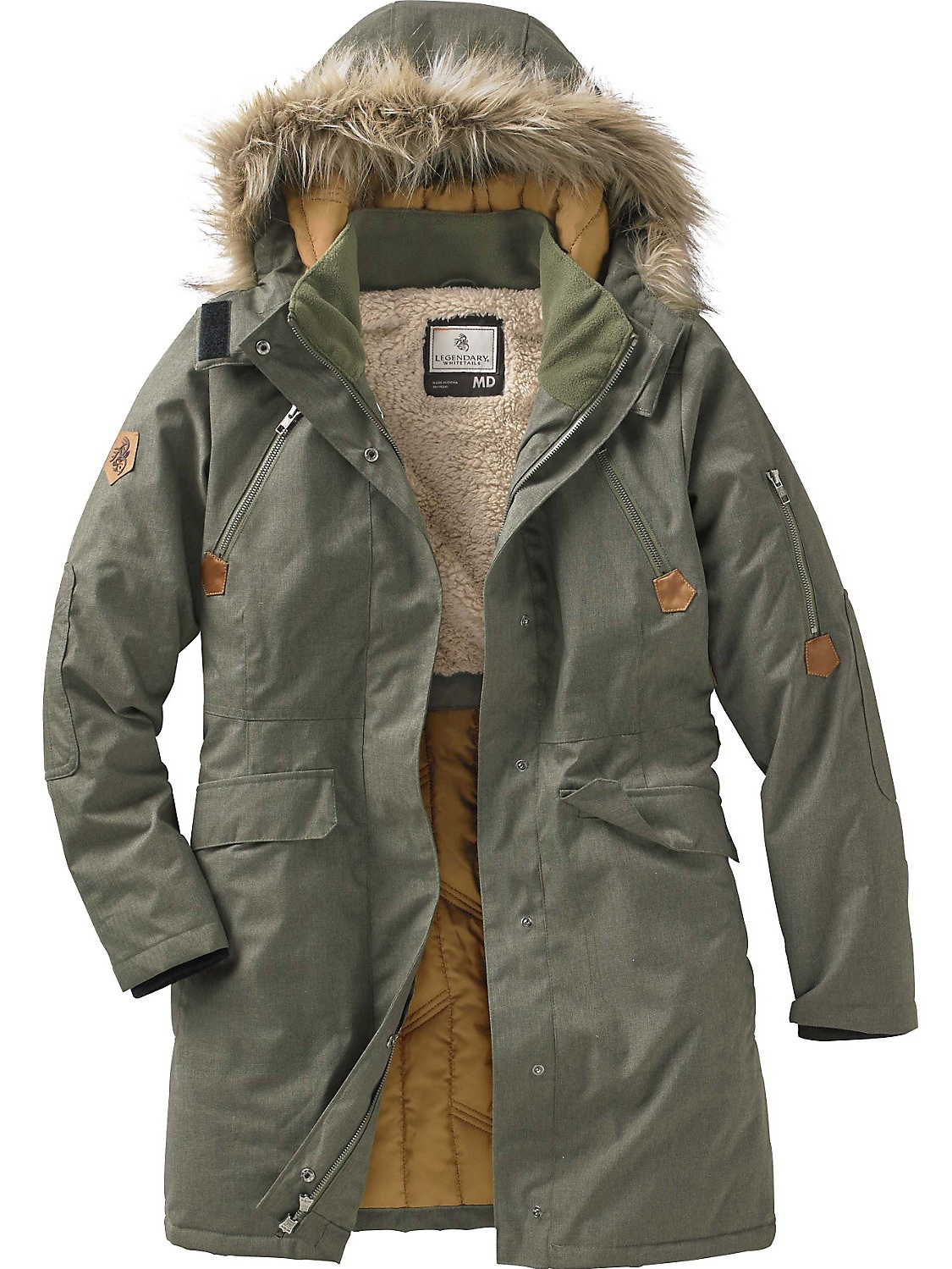 Legendary Whitetails Ladies Anchorage Parka by Legendary Whitetails