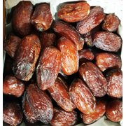 5 LB - MEDJOOL DATES Fresh 2018 Harvest Reclosable Bags Organically Grown in California