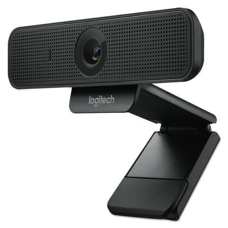 - Logitech C925e Webcam, 1080p, Black