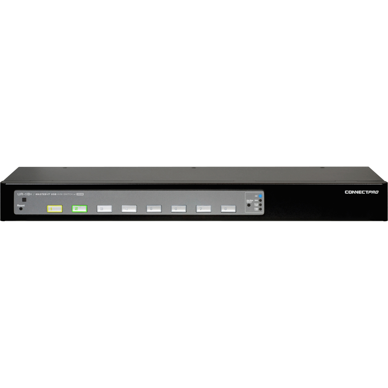 Connectpro Master-it Ur-18-plus Kvm Switch 8 Computer[s] 1920 X 1200 11 X Usb9 X Vga Rack-mountable... by ConnectPRO