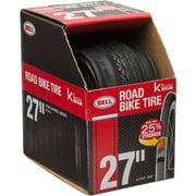 "Bell Sports Inertia Road Bike Tire with Kevlar, 27"" x 1.25"", Black"