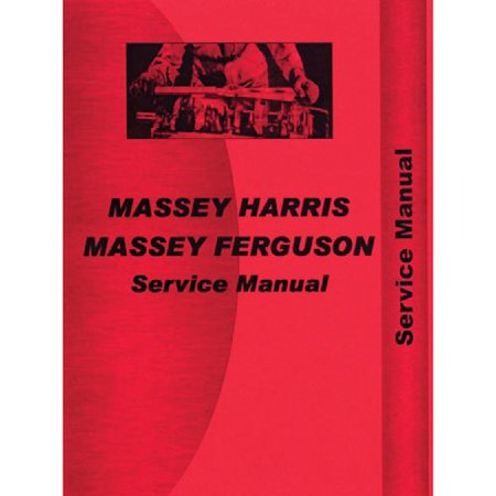 Service Manual - TO35, 35, 50, New, Massey Ferguson, Massey - Omc Service Manual