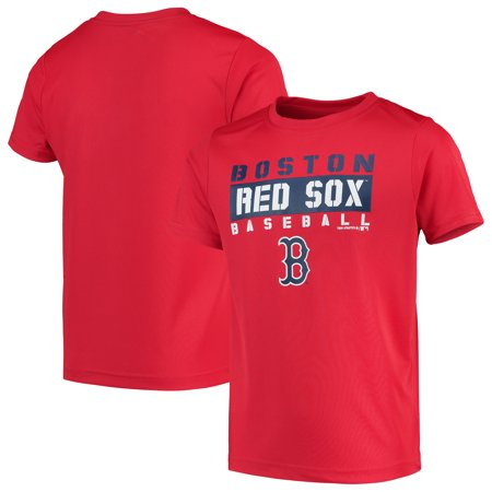 Youth Red Boston Red Sox Basic T-Shirt](Red Sox Store)