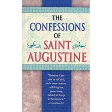 Confessions Of St Augustine (Ord (St Augustine Shopping Mall)