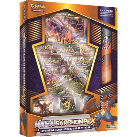 Pokemon Mega Ex Box  Available In Salamence And Garchomp