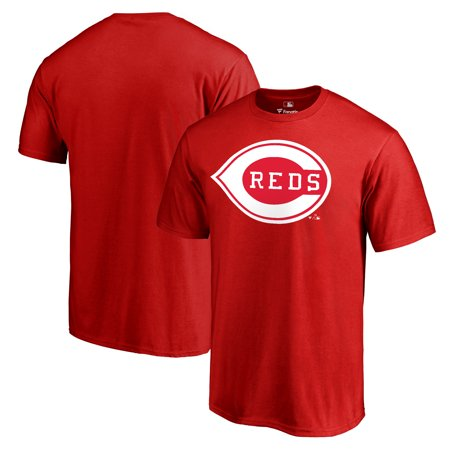 Cincinnati Reds Fanatics Branded Cooperstown Collection Wahconah T-Shirt - - Cincinnati Reds Cooperstown Collection