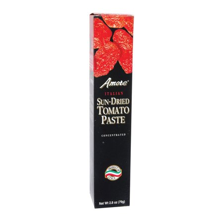 Amore Sun Dried Tomato Paste Tube - 2.8 Oz