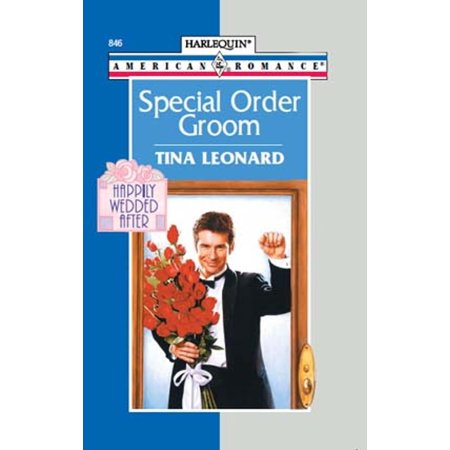 Special Order Groom - eBook