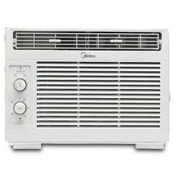 Midea MAW05M1WWT 5,000 BTU 115V Mechanical Window Air Conditioner